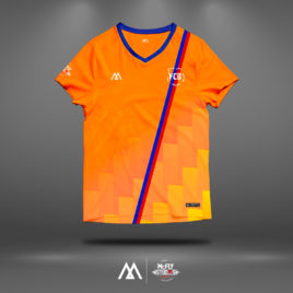 Barcelona Orange (McFlystudios)